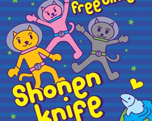 Shonen Knife Freetime Review