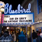 Dir en grey at the Bluebird Theatre 2011 00