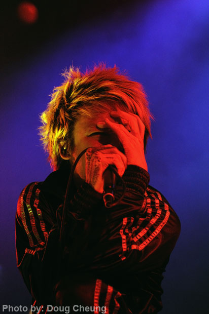 Dir en grey at the House of Blues Sunset Strip 2011 13