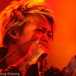 Dir en grey at the House of Blues Sunset Strip 2011 21