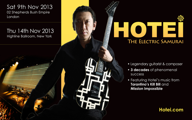 Hotei_Tour_LONDON+NYC