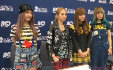 SCANDAL at ACEN 2015
