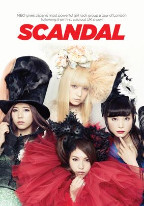 SCANDAL-P1