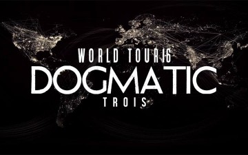 the GazettE WORLD TOUR16 DOGMATIC -TROIS-