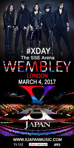 X JAPAN Wembley